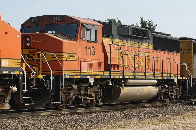 BNSF 113